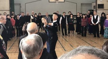 ダンス技術講習会(相模原市ダンススポーツ連盟主催)のご報告